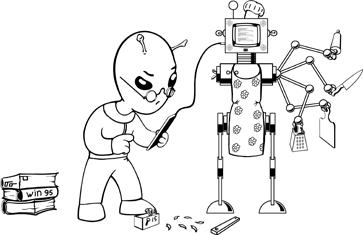 ufo-roboto